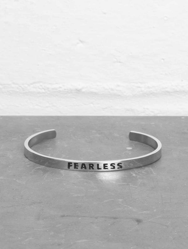 Fearless Karma Band - Silver