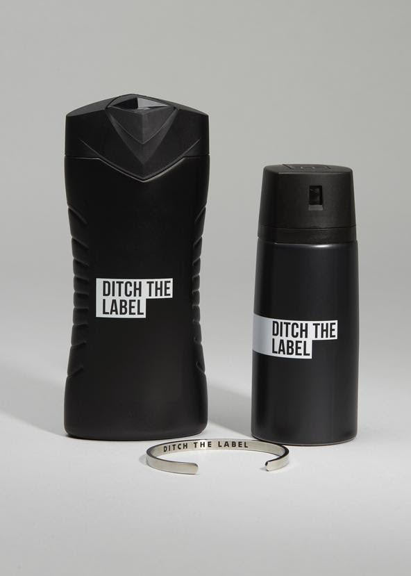 Lynx x Ditch the Label UNLABELLED Kit (Limited Edition)