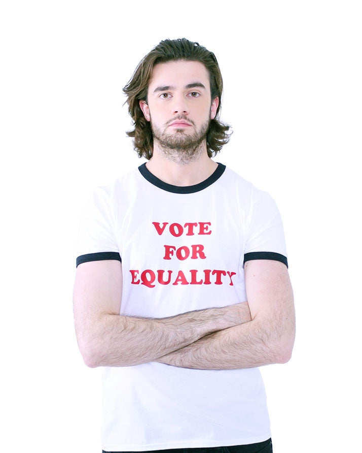 Vote for Equality - Male Model