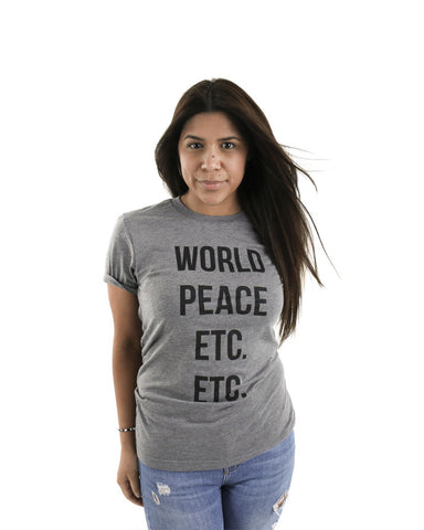World Peace Etc. Etc. (1:6) - Female Model