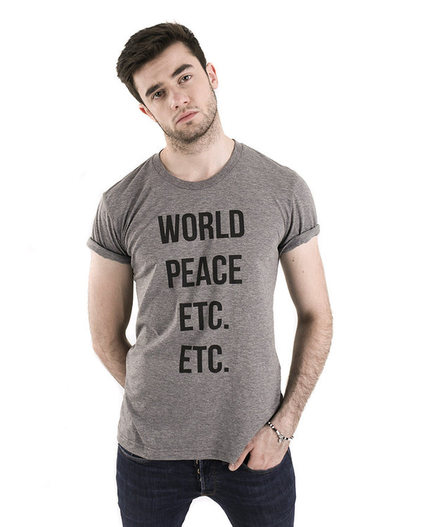 World Peace Etc. Etc. (1:6) - Male Model