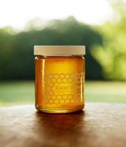 Live Wire Farm Raw Honey