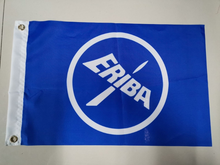 Load image into Gallery viewer, Eriba Campsite Caravan Flag