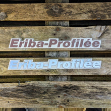 Load image into Gallery viewer, Eriba Profilée Replacement Badge Aluminium