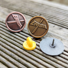 Load image into Gallery viewer, Eriba Anstecknadel Logo Pin Badges