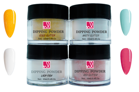 Nailite Dipping Powder Kit (Beach Days / Limited Edition)