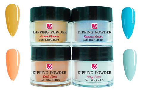 Nailite Dipping Powder Kit (Dazzling Diva)