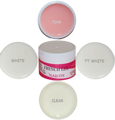 French UV Gel Pink 1.3 oz