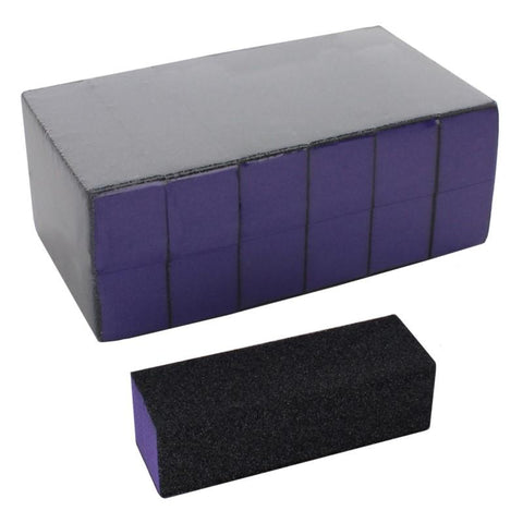 3 Way Buffer Blocks GBB Purple 60/100 Case of 500