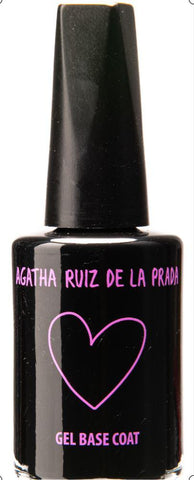 Gel Base Coat Agatha Ruiz - G-BAS