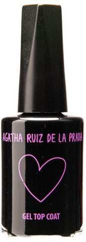 Gel Top Coat Agatha Ruiz: G-TCT