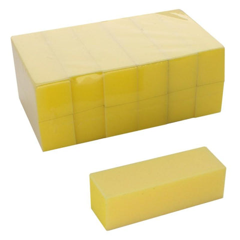 3 Way Gold 220/220 Sanding Buffer Blocks Case of 500