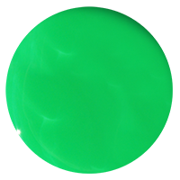 Neon Green UV Colored Soak Off Gel Polish 15 mL