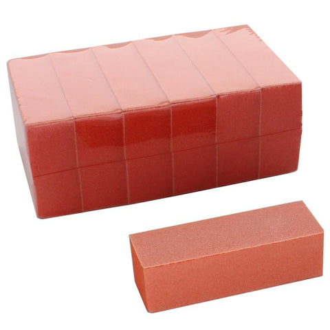 3 Way Orange Frosted Blocks 12 Ct