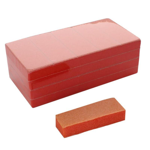 2 Way Slim Buffer Block Orange Case of 500