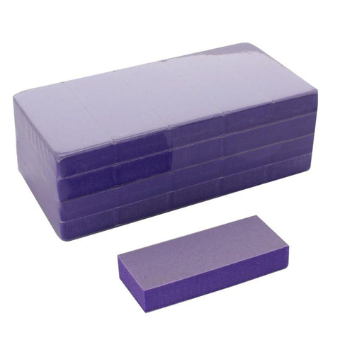2 Way Slim Buffer Block Purple 20 Ct
