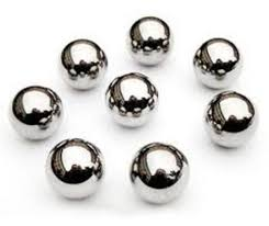 Stainless Steel Nail Polish Mixing Balls 4 mm 500 Ct