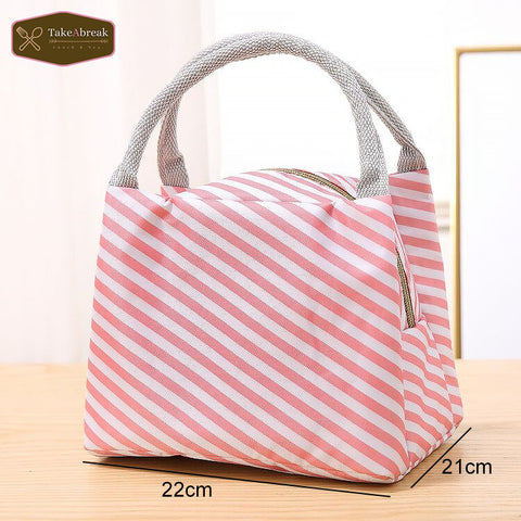 dimensions sac isotherme type lunch bag