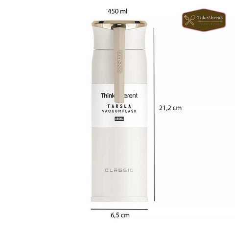 Dimensions mug isotherme luxe