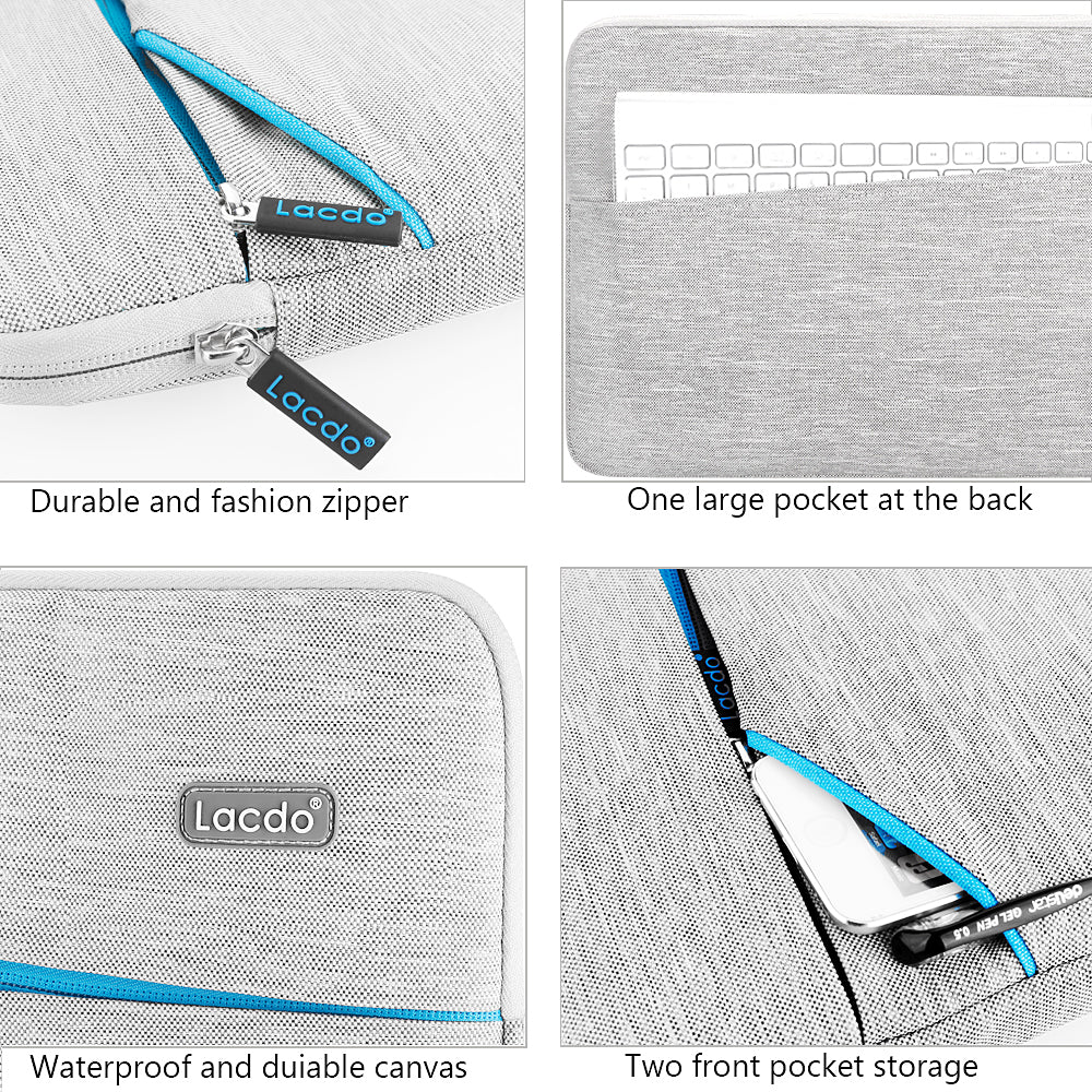 15.6 inch Laptop Sleeve Case Computer Bag