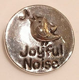 Joyful Noise Snap Button