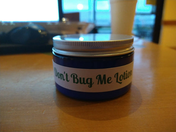 Don't bug me body butter