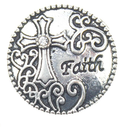 Faith Snap Button