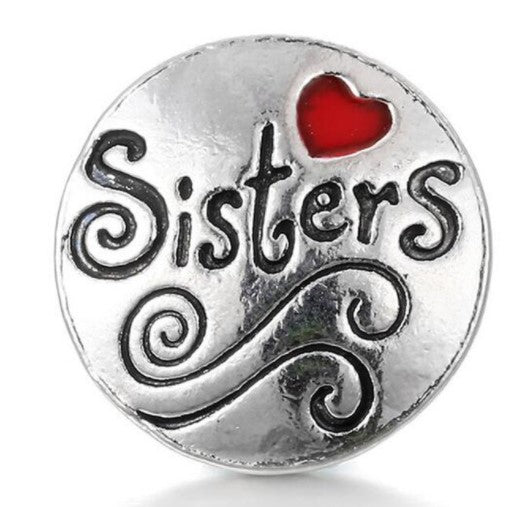 Sister Snap Button