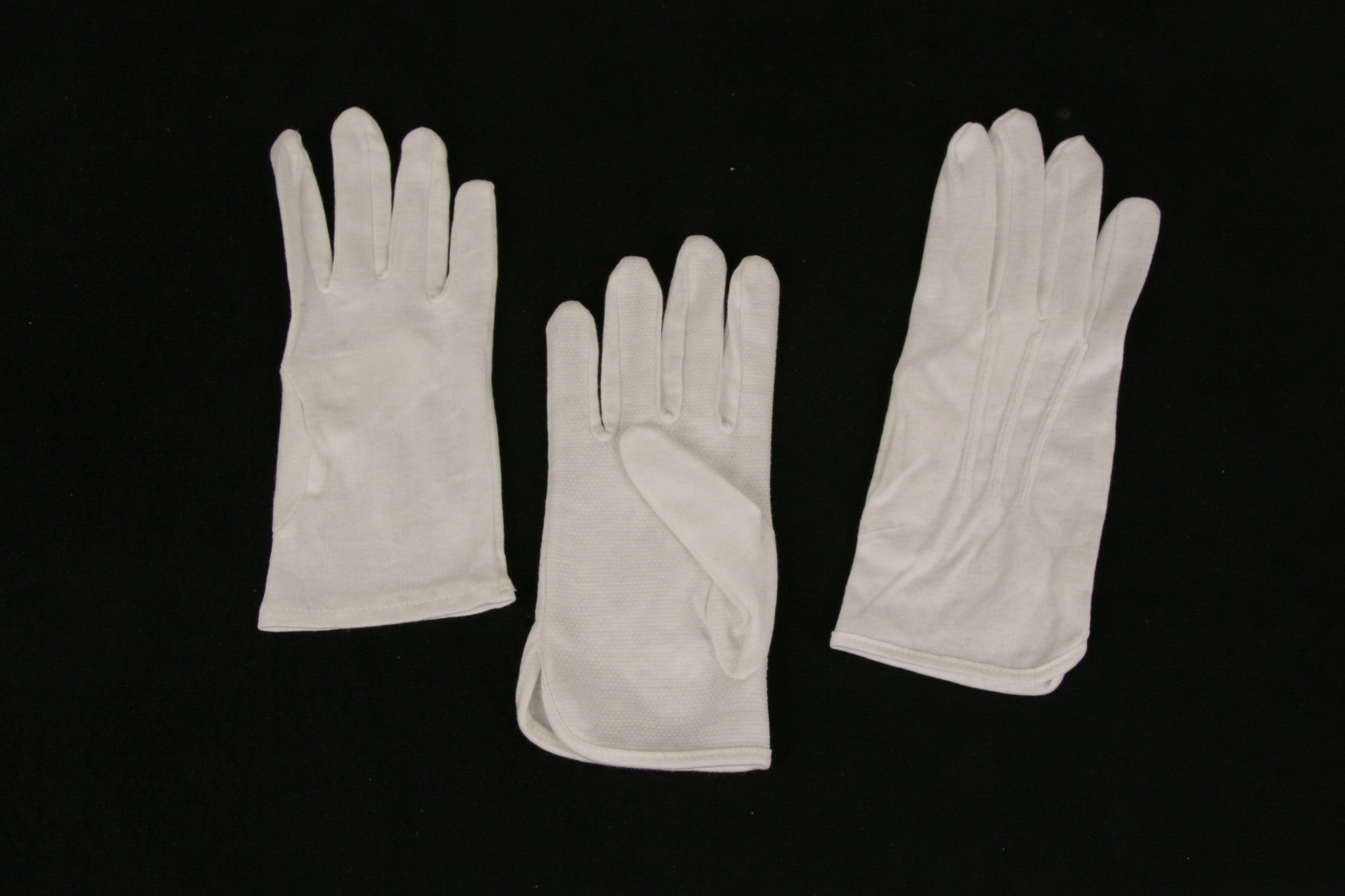 Standard Cotton Gloves 12pk