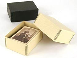 Small Archival Print Storage Boxes
