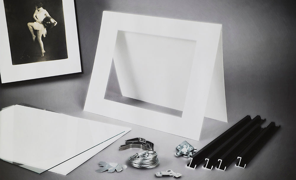 Archival Products For Storage Of Artwork Custom Picture Framing