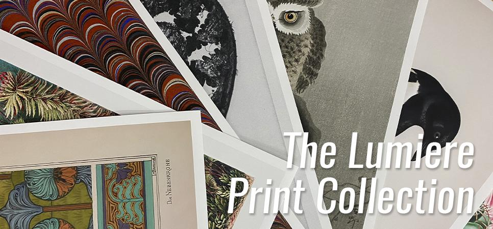 A curated collection of prints in the public domain and from our friends.
