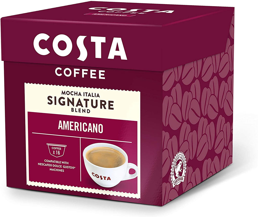 Costa Coffee - AMERICANO