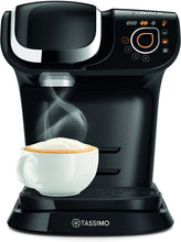 Load image into Gallery viewer, Bosch Tassimo My Way TAS6002GB Coffee Machine, 1500 W, 1.2 Litres, Black