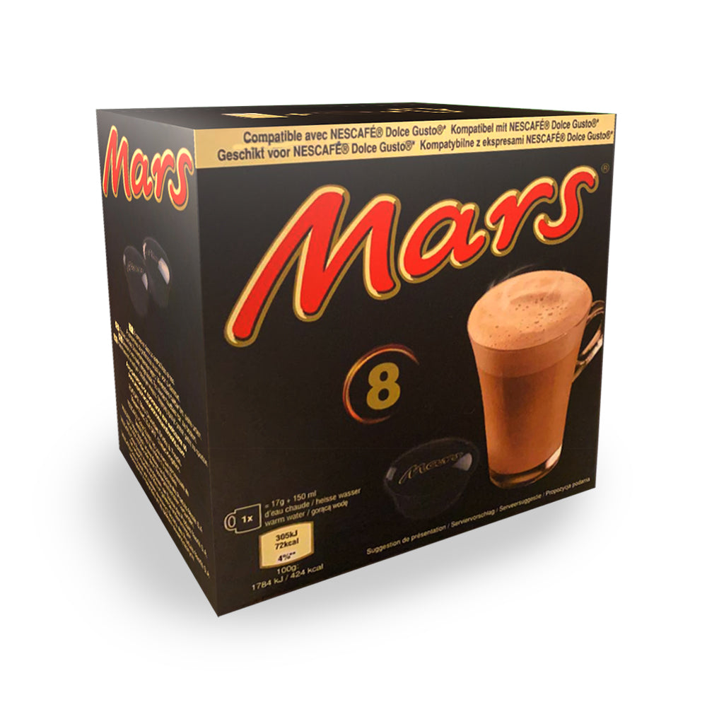 Mars - Hot Chocolate