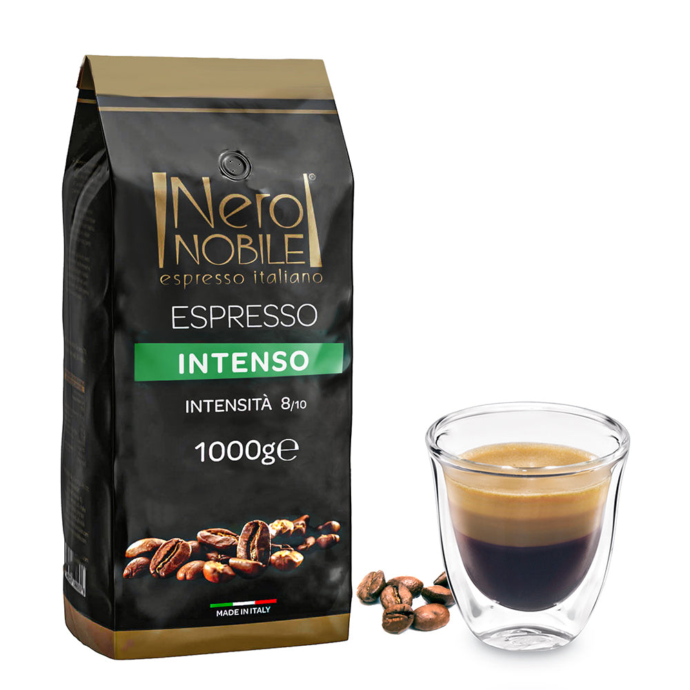 Neronobile Espresso Coffee Beans Intenso 1000g