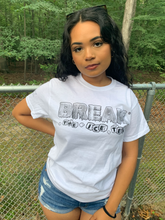 "Load image into Gallery viewer, ""Break The Ice"" Logo Tee (Unisex)"
