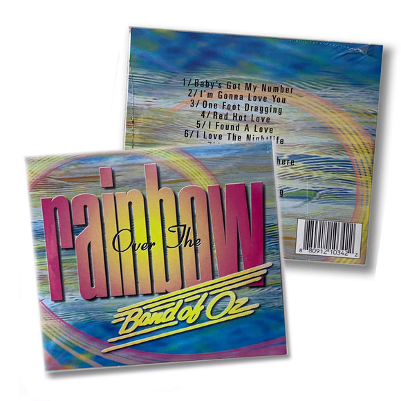 Band of Oz Over The Rainbow CD