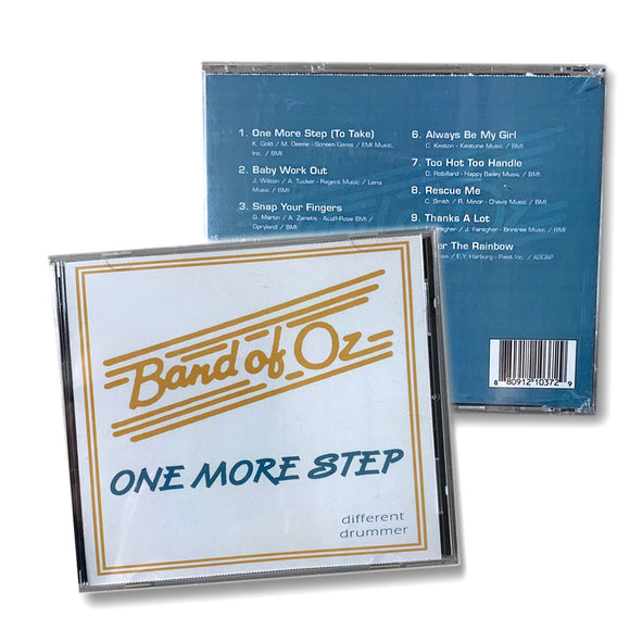 Band of Oz One More Step CD