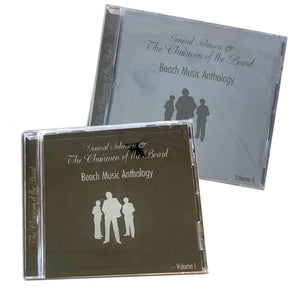 General Johnson and The Chairmen of the Board Beach Music Anthology Two CD Set