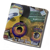 Band of Oz 5 Piece Tumbled Tile Four CD Cover Designs