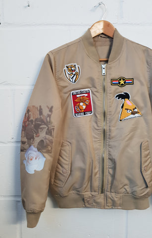 Limited edition Bomber Jacket