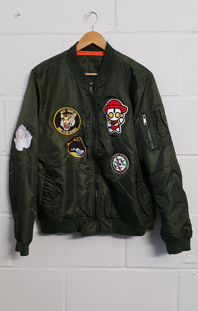 Sample Bomber Jacket size XL