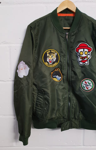 Sample Bomber Jacket size S