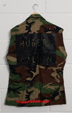 Sample Sleeveless Camo Jacket size L/XL