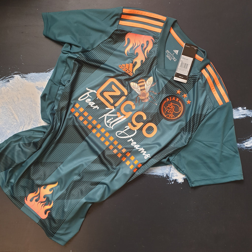 Ajax limited edition football shirt