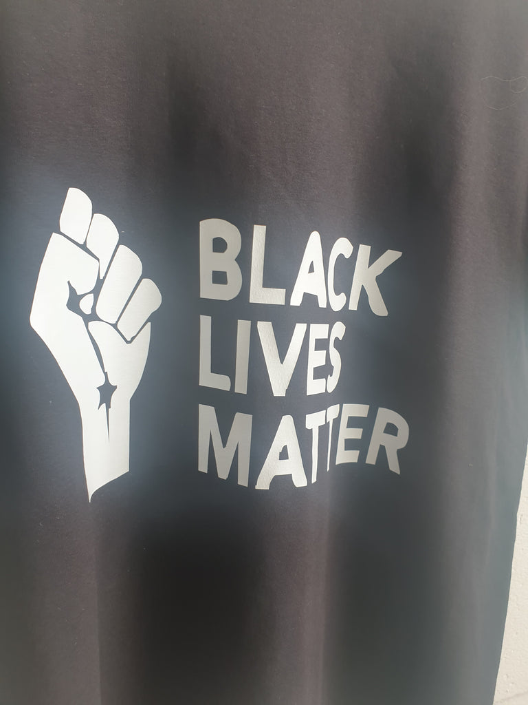 Bold black lives matter t.shirt