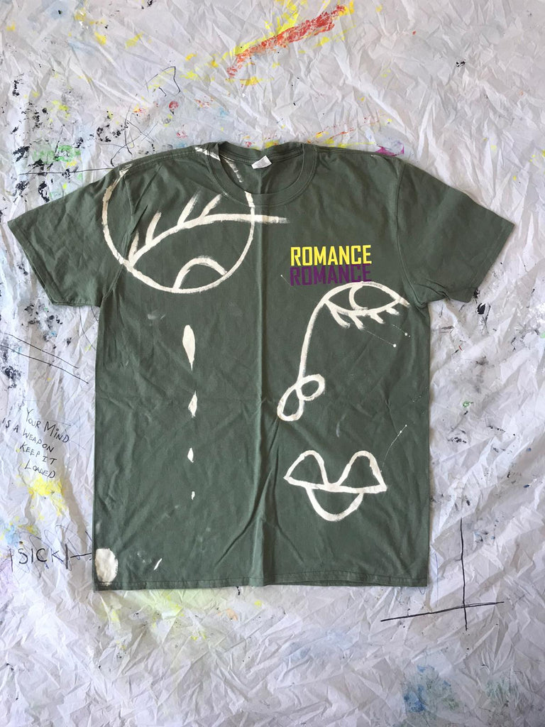 Abstract t shirt 2