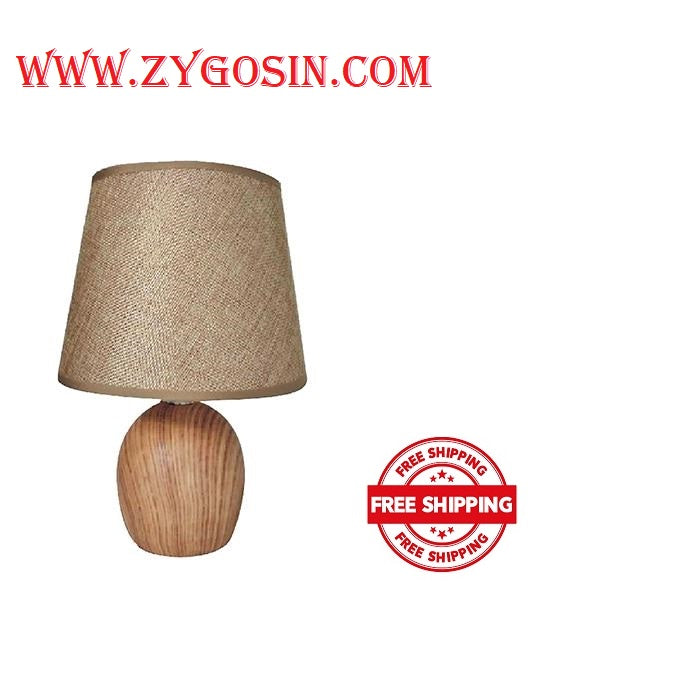 table lamp wooden 012186700001