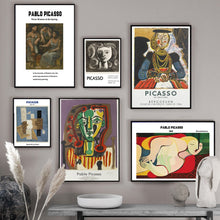Load image into Gallery viewer, Abstract Portrait Art Posters And Prints Classic